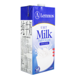 兰诺斯全脂牛奶1L
